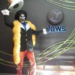 Jaws Town Hallで10/31ハロウィン限定!お会計から20%OFF!