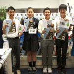 パース日本人学校 職場体験プログラムレポート