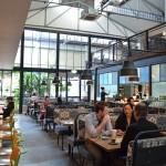 夜遅くまで楽しめるカフェ&レストラン−Gordon Street Garage