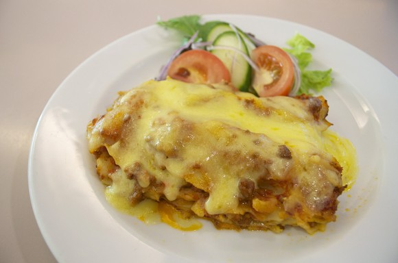 Pinnacles-Lasagne