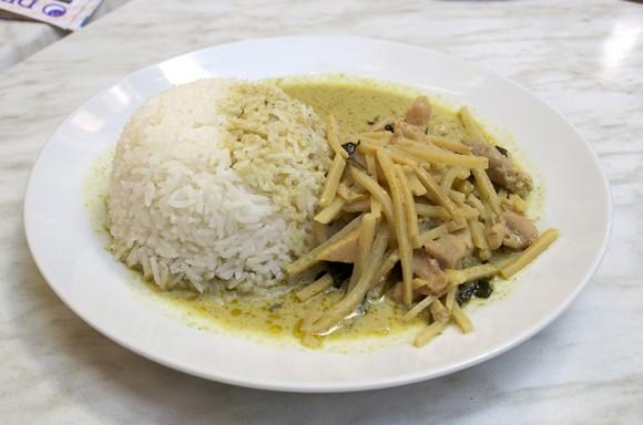 Plenty-Green Curry