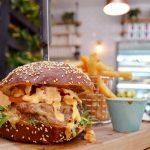 パースのベストバーガー特集 Doric St Cafe And Kitchen (ドリック•ストリート•カフェ•アンド•キッチン)