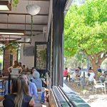 パースの屋外カフェ:Hylin(ハイリン)
